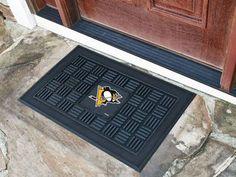 Pittsburgh Penguins Medallion Door Mat