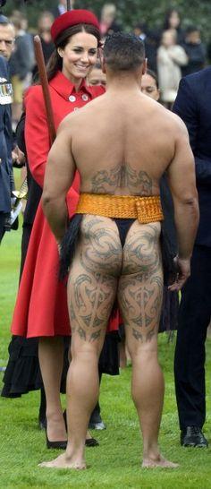 Nuova Zelanda: accoglienza maori per i reali inglesi