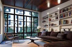 Love this room and size. Manuel Zeitlin Architects | 2Modern Blog