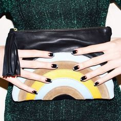 Nail Art You Can Actually Wear To Work   The Zoe Report