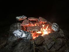 Guess which one is burning. Adventure Camp, Canoe Trip, Canoeing, Barbecue, Ontario, Steak, Canada, Outdoor Decor, Home Decor