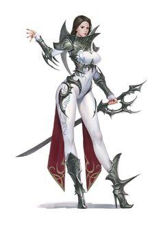 Art girl, female character concept, fantasy character design, character a. Fantasy Female Warrior, Female Armor, Female Knight, Fantasy Armor, Fantasy Women, Fantasy Girl, Medieval Fantasy, Female Character Concept, Character Design Cartoon
