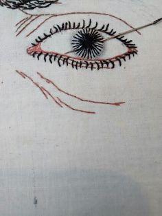 Studying the eye