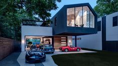 A Car Collector's Dream Home. Does it get any better?