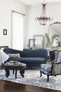 gorgeous sofa #anthroregistry