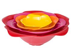 Set of 4 Assorted Garde Rose Bowls on OneKingsLane.com