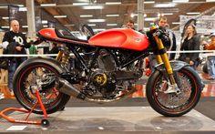 bestbikes - yorkstmoto: Custom Ducati Sport Classic