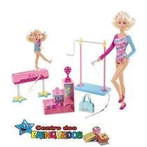 Boneca Barbie Quero Ser Professora De Ginástica Y7381-mattel