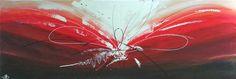 Abstrait - acrylique -