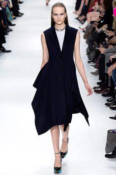 Christian Dior - Pasarela Pret A Porter - Paris Otoño-Invierno 2014
