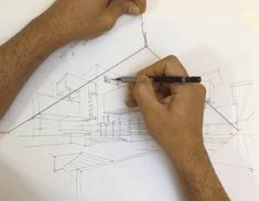 One of the best techniques to make an amazing 3D pencil sketch right away is to use the two-point perspective method life hack.