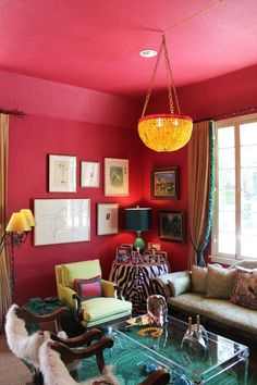 A Look Inside the Home of Lighting Designer Marjorie Skouras House Tour | Apartment Therapy