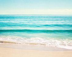 Ocean Photography by Carolyn Cochrane on Etsy.  $30