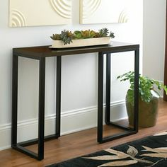 Console Table - jcpenney