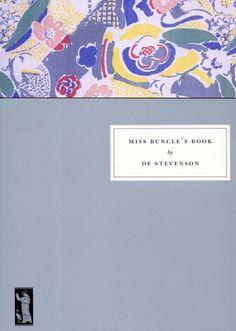 """DE Stevenson - """"Miss Buncle's Book"""""""