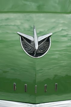 1956 Buick Hood Ornament - Car Images by Jill Reger...Re-pin brought to you by agents of #Carinsurance at #HouseofInsurance in Eugene, Oregon