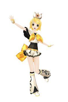 Vocaloid kagamine rin-chu