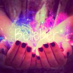 I'm Justin's PROUD BELIEBER
