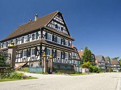 Ville de Seebach - Seebach en images rue des forgerons