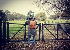 #Annoni #AnnoniBags #BuenosAires #SanAntonioDeAreco #Argentina #BackPac #Lifestyle #Travel #TravelBag #Leather #FarmLife #Autumn 🎒🍂🌳