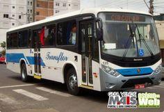 Mudança na saída do itinerário dos ônibus no centro de Osório será a partir de janeiro