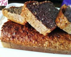 Pão de Especiarias Dukan | Fabíola Bianco