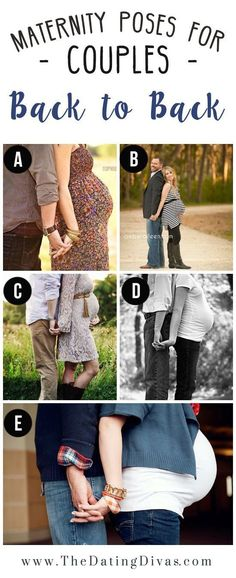Couples Poses for Maternity Session #pregnancyphotosposes