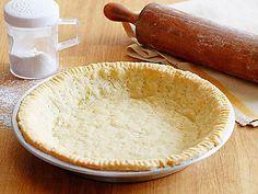 Alton's Piecrust Recipe : Food Network - FoodNetwork.com