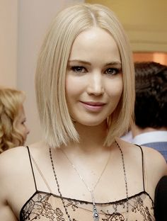 Jennifer Lawrence at dinner with the U.S. ambassador to Germany