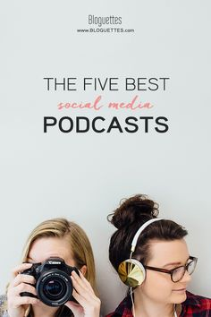 Social media junkies! Stay up to date with the latest social trends with a podcast! They're free and can provide you with new insights and strategies to take your social media to the next level. Click to read our recommendations for the 5 best social media podcasts! #socialmediatips