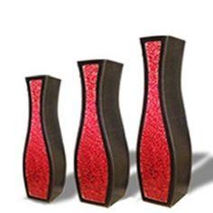 Molde de jarrones de carton buscar con google molde de - Floreros modernos ...