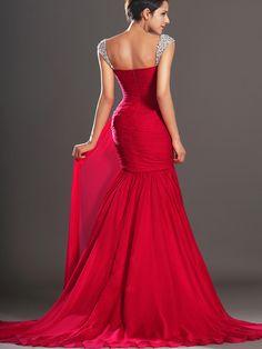 back details of the dress