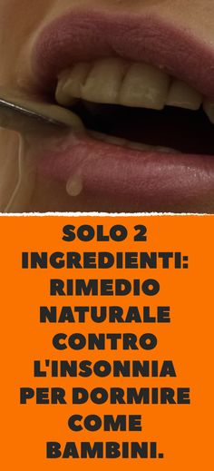 Only 2 ingredients: natural remedy against insomnia for d .- Solo 2 ingredienti: rimedio naturale contro l'insonnia per dormire come bambin… Only 2 ingredients: natural remedy against insomnia to sleep like a child. Health And Wellness Quotes, Health Fitness, Care Quotes, Quotes For Kids, Superfood, Beauty Care, Natural Skin Care, Natural Remedies, Feelings