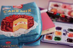 gladee pochette peinture cake mix