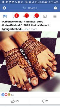 Full Mehndi Designs, Legs Mehndi Design, Indian Mehndi Designs, Mehndi Design Pictures, Wedding Mehndi Designs, Mehndi Designs For Fingers, Mehndi Designs For Hands, Foot Henna, Stylish Mehndi