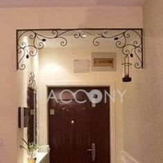 http://www.paccony.com/Wall-Decor-846/ Wrought Iron Wall Hanging Screen