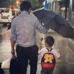 Si un padre hace cosas buenas por sus hijos cuánto más nuestro Padre Dios?