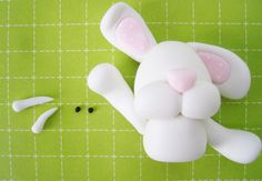 Masa Flexible - Conejo