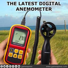 #Anemometer  #History #ThrowbackThursday #throwback #Gainexpress  Get these cool anemometer here: http://ebay.to/22e1vYP