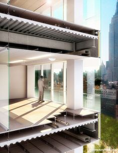 ARCHITECTURE & INTERIOR DESIGN: Underfloor Air Distribution (UFAD) by Asif Syed