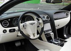 Bentley Continental GT #bentleycontinentalgtinterior