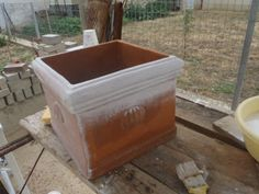 Garden Works, Hope Chest, Diy And Crafts, Home And Garden, Outdoor Decor, Blog, Furniture, Home Decor, Gardening