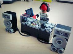 My LEGO DJ