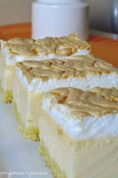 Przyjemność z pieczenia: Sernik Złota Rosa