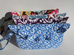 Ruffled bag flap diy tutorial