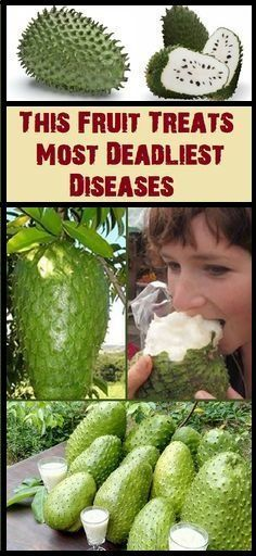 Pharmaceutical Companies Have Been Hiding This Fruit from the Public Because it Treats Most Deadliest Diseases . Everyone Should Know About This Fruit
