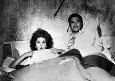 Marriage Italian-style (Matrimonio All'Italiana)- a movie by Vittorio De Sica (1964) starring Sophia Loren and Marcello Mastroianni.