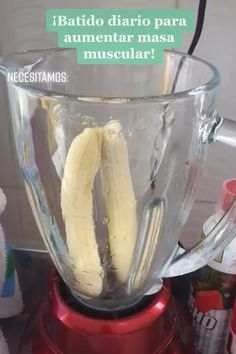 Weight Loss Smoothies, Healthy Smoothies, Healthy Drinks, Smoothie Recipes, Healthy Snacks, Healthy Recipes, Snacks Saludables, Diy Food, Food Videos
