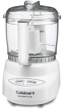 Take some time out of food prep work with a food processor! Cuisinart Mini-Prep Plus Processor Food Processor Reviews, Best Food Processor, Specialty Appliances, Small Appliances, Kitchen Appliances, Kitchens, Turquoise Kitchen, Custom Choppers, Clean Dishwasher