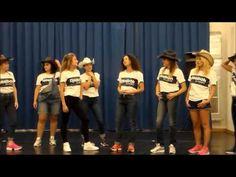 FOOTLOOSE Il Musical - Esibizione del cast